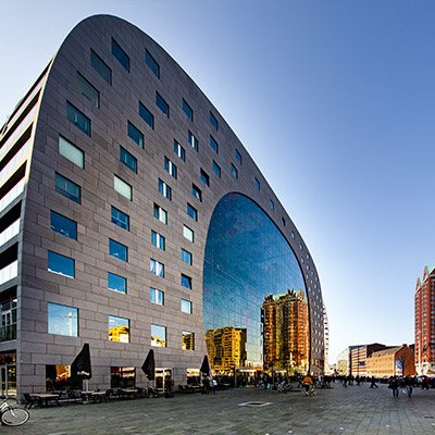SmartHome met digitalSTROM in penthouse Markthal